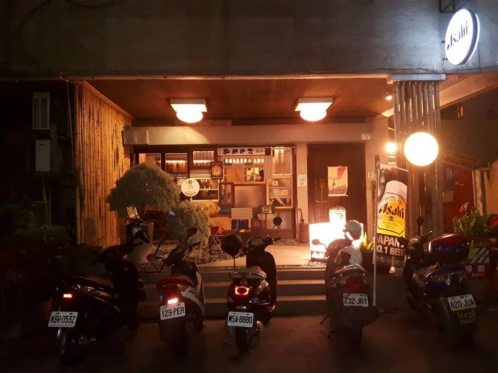 【台南 中西區】三十八番居酒屋《日式家庭料理》。下班後的居酒屋 燈光美氣氛佳餐好吃 隱藏巷弄內的日式深夜食堂