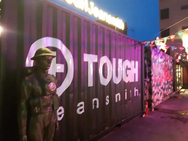 【台南中西區】台南正興彩色貨櫃市集,熱門新景點
